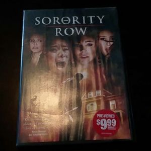 DVD Movie Sorority Row.